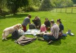 A family picnic at Radwayhttp://moretonpinkneypicayune.co.uk/this-weeks-photos/nggallery/gallery-master/radway-picnic